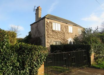 Thumbnail 3 bed cottage for sale in Soss Lane, Misterton, Doncaster