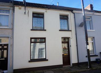 Thumbnail 2 bed terraced house for sale in Hamilton Street, Merthyr Tydfil