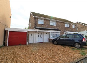 Thumbnail 3 bed semi-detached house for sale in Park Street, Wrexham