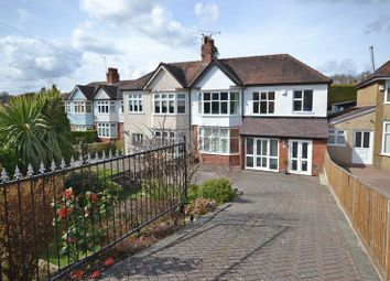 Thumbnail 4 bed semi-detached house for sale in Superb Extended House, Fields Park Road, Newport
