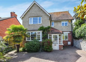 Thumbnail 4 bedroom detached house for sale in Old Castle Road, Weymouth, Dorset