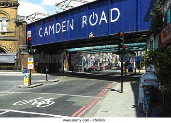 Thumbnail Studio to rent in Royal College Street, Camden Town
