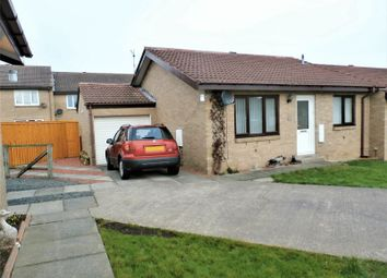 Thumbnail 2 bed semi-detached bungalow for sale in West Close, Warkworth, Morpeth