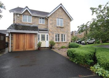 Thumbnail 4 bed detached house to rent in Meadowlands, Clitheroe