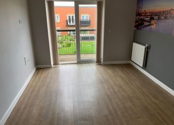Thumbnail 1 bed flat to rent in Featherstone Road, Southall