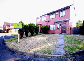 Thumbnail 3 bed semi-detached house for sale in Aster Walk, Pendeford, Wolverhampton