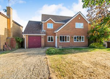 Thumbnail 4 bed detached house for sale in Church Mews, Sutterton, Boston