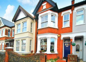 Thumbnail 3 bed terraced house for sale in Westcliff Park Drive, Westcliff-On-Sea, Essex