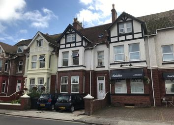 Thumbnail 1 bed flat to rent in Manor Road, Paignton