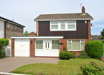 Thumbnail 4 bed detached house for sale in Manor Heath, Copmanthorpe, York
