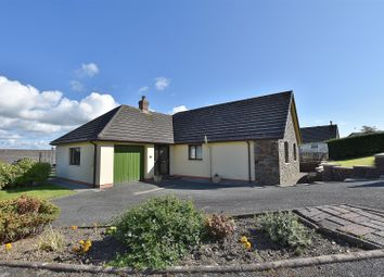 Thumbnail 4 bed detached bungalow for sale in West Lane Close, Keeston, Haverfordwest