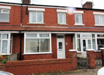 Thumbnail 3 bed terraced house for sale in Threlfall Road, Blackpool