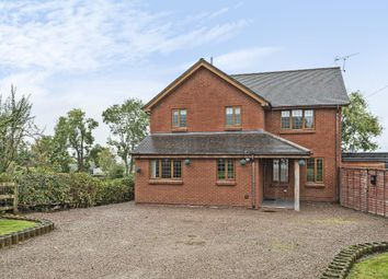 Thumbnail 4 bed detached house for sale in Wigmore, Herefordshire