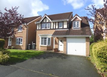 Thumbnail 4 bed detached house for sale in Brampton Drive, Bamber Bridge, Preston, Lancashire