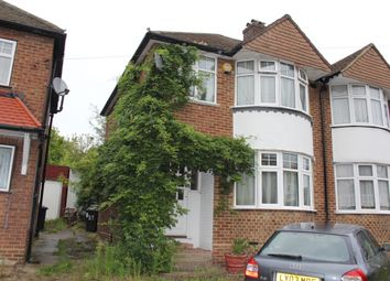 Thumbnail 1 bedroom semi-detached house to rent in Deepdene, Potters Bar