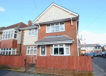 Thumbnail 2 bed flat for sale in Spring Road, Boscombe, Bournemouth