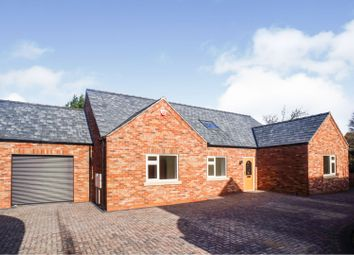 Thumbnail 4 bed detached bungalow for sale in Old Post Office Court, Stow, Lincoln