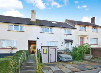 Thumbnail 3 bed terraced house for sale in Oakland Road, Newton Abbot, Devon