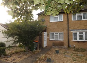 Thumbnail 2 bed terraced house for sale in Fensome Drive, Houghton Regis, Dunstable
