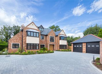 Thumbnail 6 bed detached house for sale in Avenue Road, Dorridge, Solihull, West Midlands