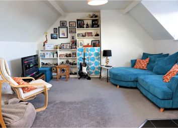 Thumbnail 1 bed flat for sale in 272 Southampton Road, Eastleigh