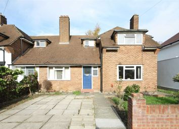 Thumbnail 4 bed semi-detached house to rent in Potters Grove, New Malden