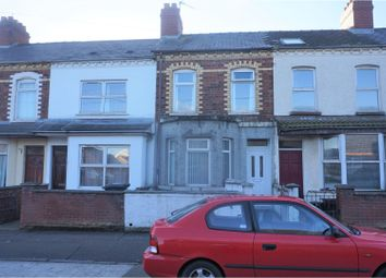 Thumbnail 2 bedroom terraced house for sale in Euston Street, Belfast