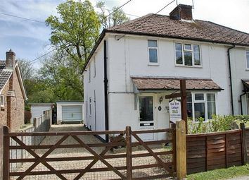 Thumbnail 4 bed semi-detached house for sale in Copse Road, Burley, Ringwood