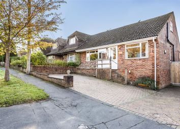 Thumbnail 4 bed property for sale in Tottington Drive, Small Dole, Henfield