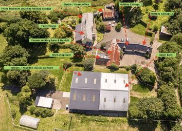 Thumbnail 11 bedroom farm for sale in Northlew, Okehampton