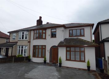 Thumbnail 5 bed semi-detached house for sale in Bolton Road West, Ramsbottom, Bury