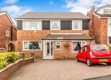 Thumbnail 6 bed detached house for sale in Linksway Drive, Sunnybank, Bury, Greater Manchester