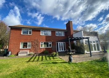 Thumbnail 4 bed detached house for sale in Rosehill Close, Saxilby, Lincoln, Lincolnshire