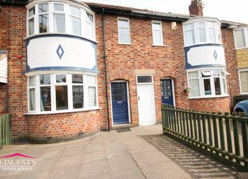 Thumbnail 3 bed town house for sale in Balmoral Drive, Leicester