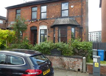 Thumbnail 4 bed semi-detached house for sale in East Union Street, Old Trafford, Manchester.