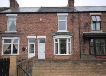 Thumbnail 3 bed terraced house to rent in Meadow View, West Auckland, Bishop Auckland, County Durham
