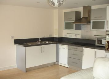 Thumbnail 2 bed flat to rent in Winterthur Way, Basingstoke, Hants