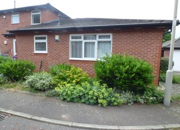 Thumbnail 2 bed bungalow to rent in Halfpenny Close, Garston, Liverpool