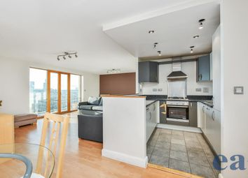 Thumbnail 2 bed flat for sale in Western Beach, Hanover Avenue, London
