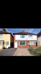 Thumbnail 2 bed semi-detached house to rent in Henry Road, Beeston, Nottingham