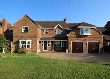 Thumbnail 5 bed detached house for sale in Long Lane, Tilehurst, Reading