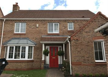 Thumbnail 4 bed detached house to rent in Betony Road, Burton-On-Trent, Staffordshire