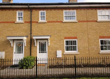 Thumbnail 3 bed terraced house to rent in Thornton Street, Hertford