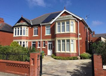 Thumbnail 5 bed semi-detached house for sale in Windermere Road, Blackpool, Lancashire