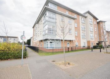 Thumbnail 2 bed flat for sale in Alma Road, Peterborough