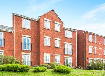 Thumbnail 2 bed flat for sale in Russell Walk, Exeter