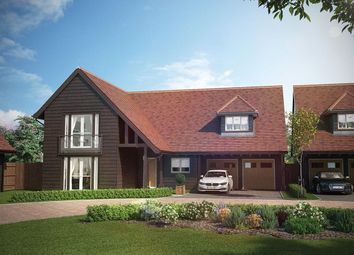 Thumbnail 5 bed detached house for sale in Merry Hill Road, Bushey, Hertfordshire