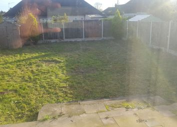 Thumbnail 3 bed bungalow to rent in Tolworth Gardens, Romford