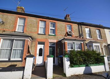 2 bed terraced house for sale in Glencoe Road, Margate, Kent CT9