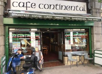 Thumbnail Restaurant/cafe for sale in Castle Street, Swansea